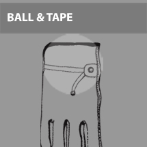 Ball & Tape Pull-Strap