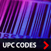 View List of UPC Codes