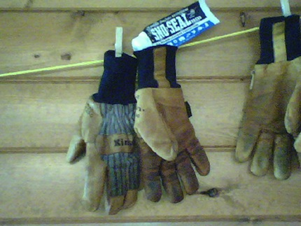 Junk in the Truck: Kinco Work Gloves